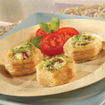 Sun-Dried Tomato Quiche Cups