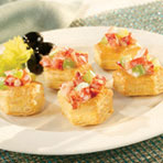 Lobster Salad Cups