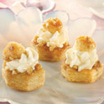 Maple Walnut Cups