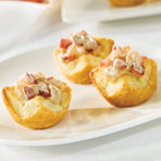 Apple Port Pastry Tartlets