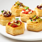 Mini Antipasto Cups