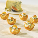 Blue Cheese & Fig Appetizers