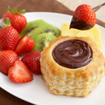 Chocolate Fondue Cups