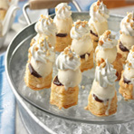 Mini Ice Cream Sundaes
