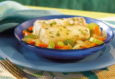 Poached Fish Fillets
