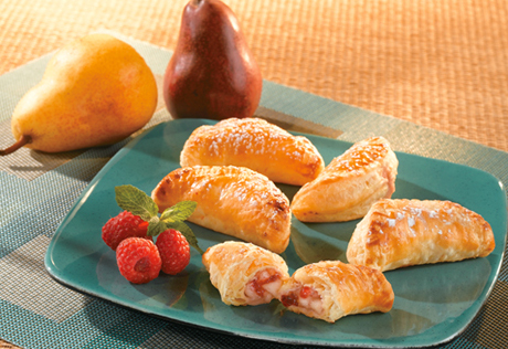 Pear Mini-Turnovers
