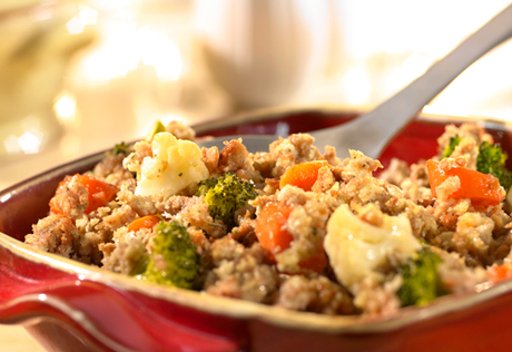 Garden Vegetable Stuffing