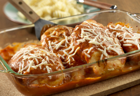 Oven chicken sauce recipes