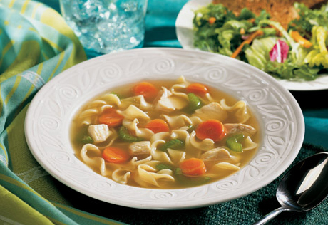 Chicken soup recipes easy scratch