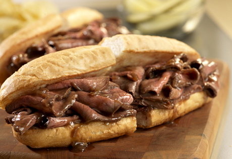 Hot Roast Beef Sandwiches Recipe Campbell S Kitchen