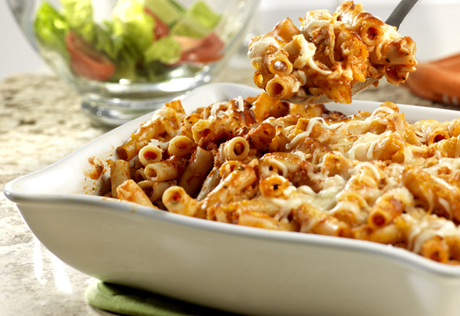 Easy Baked Ziti Recipe Campbell S Kitchen