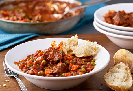 Beef Stew with Italian Vegetables