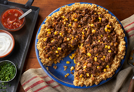 Chili Corn Pie