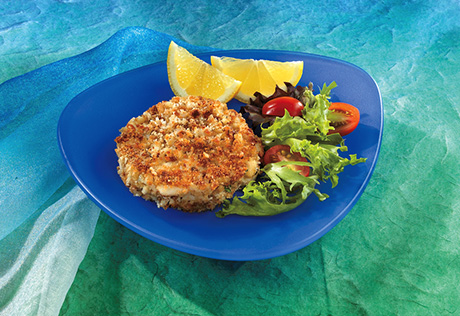 Herbed Crab Cakes