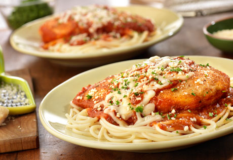 Classic Skillet Chicken Parmesan