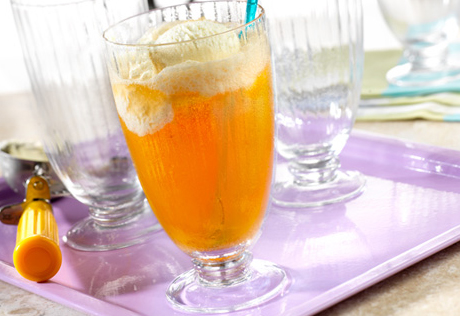 Light Ice Cream Soda
