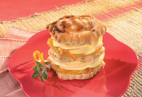 Pineapple Mille-Feuille