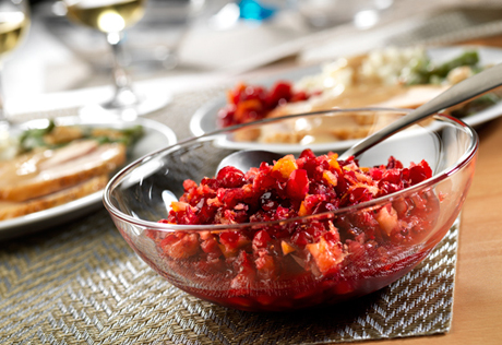Classic Cranberry Orange Relish