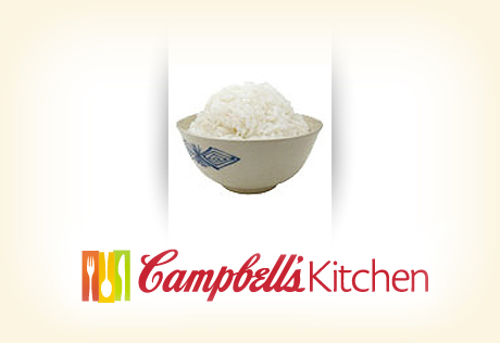 No-Fuss Steamed Rice