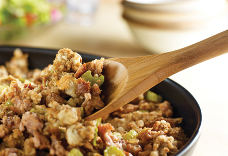 Herb-Seasoned Sausage, Sweet Onion and Celery Stuffing