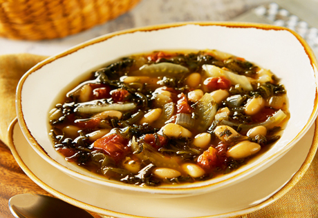 Slow Cooker White Bean with Fennel Soup