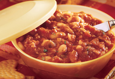 Sideline Spicy Bean Spread