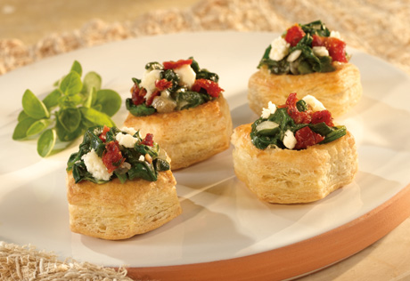 Spinach & Feta Cups