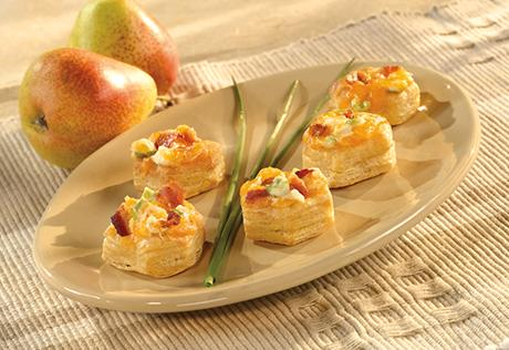 Bacon &  Cheese Cups