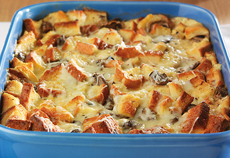 Creamy bread pudding recipe easy
