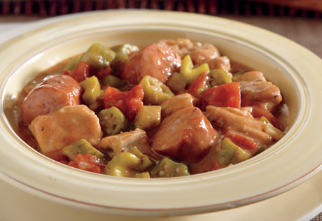 Slow-Simmered Chicken Gumbo Ya-Ya