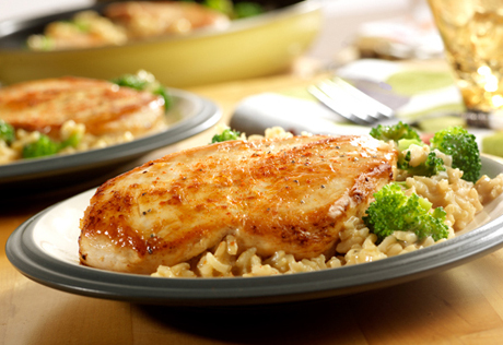 Quick \u0026 Easy Chicken, Broccoli \u0026 Brown Rice