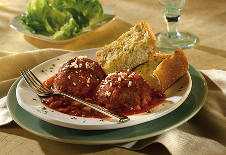 Scotto Sunday Sauce with Meatballs