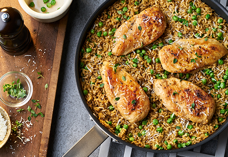 Chicken Brown Rice