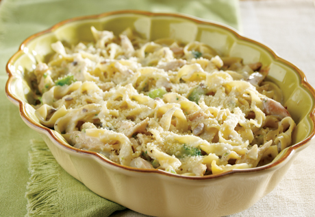 Chicken Amp Noodle Casserole Recipe Campbell S Kitchen