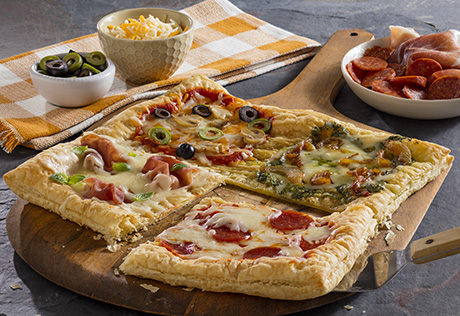 Pick-Your-Own-Topping Pizza Night