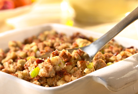 Dried Cherry & Almond Stuffing