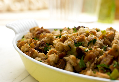 Chestnut, Fig & Honey Stuffing
