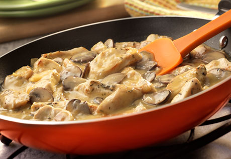Easy healthy chicken and mushroom recipes