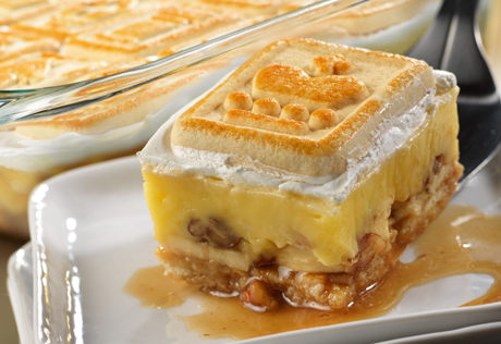 Chessmen® Bananas Foster Pudding