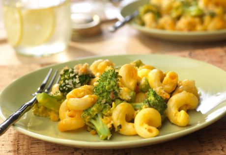 Recipe for cheddar cheese pasta sauce