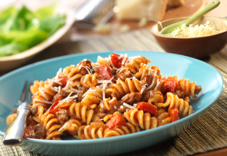 Beef rotini pasta recipes