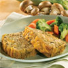 Turkey & Vegetable Meatloaf with Chipotle Chile