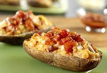 Legendary Twice-Baked Potatoes