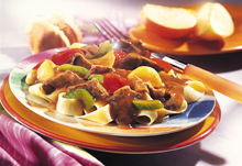 Quick-Simmered Skillet Swiss Steak