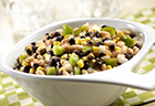 Black and White Bean Salad