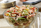 San Antonio Shrimp & Shells Salad