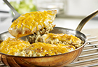 Chicken & Stuffing Skillet