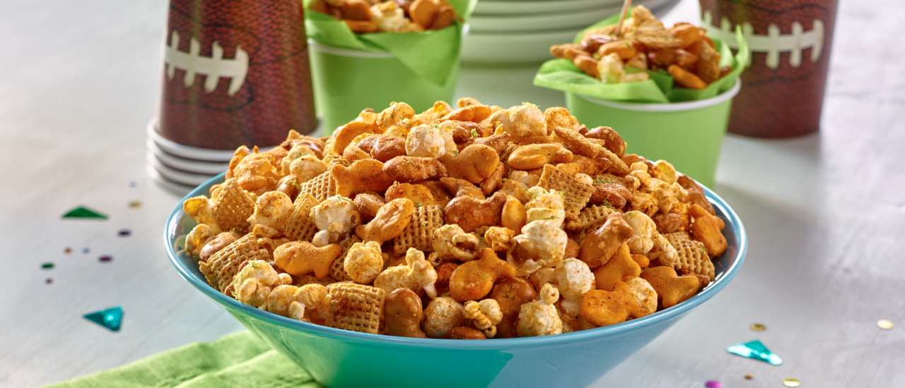 Taco Seasoned Snack Mix