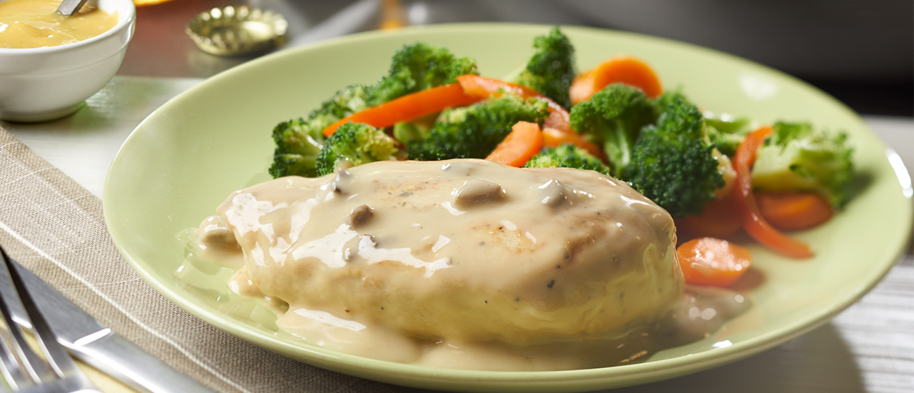 Honey Mustard Chicken With Beer Sauce