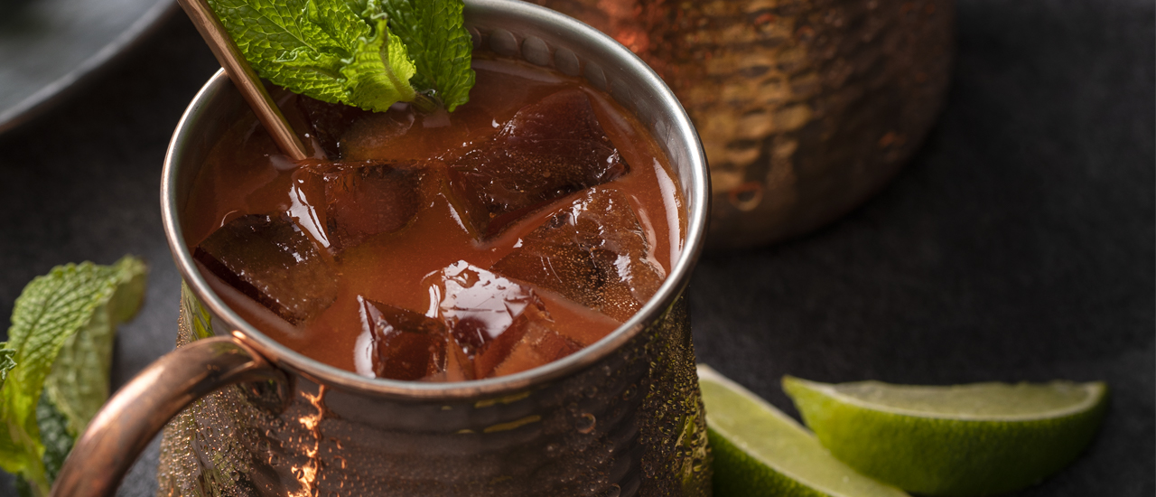 Moscow Mule Mary